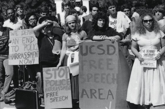 Student Strike Against South Africa Apartheid Government 1985