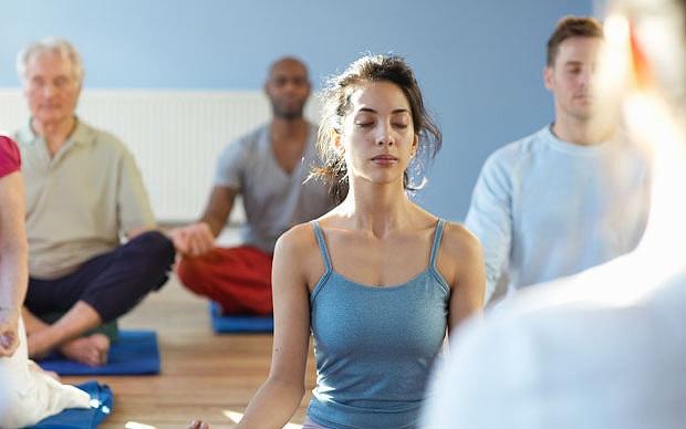 Community Meditation & Soulful Stretch