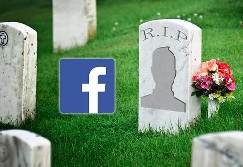 Facebook AI đưa ra chức năng tưởng niệm người đã khuất.
