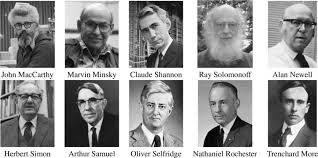 Những người được coi là cha để của ngành Trí tuệ nhân tạo.