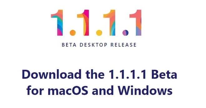 Ứng dụng WARP VPN 1.1.1.1 ra mắt trên Windows và Mac - Ảnh 1.