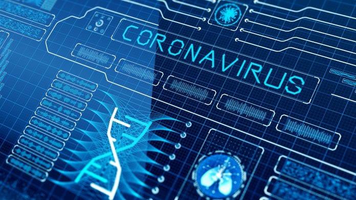 Covid-19 được phân tích với máy tính