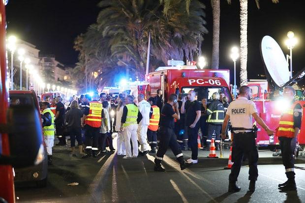 Nice France Bastille Day terrorist attack