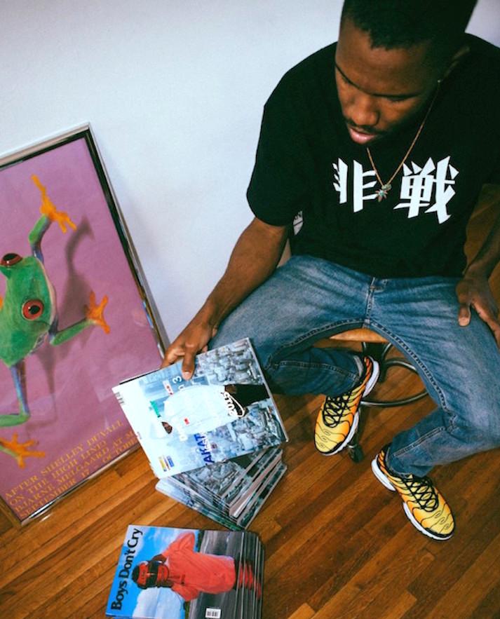 New Frank Ocean Album