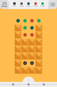 Day 29 of 365(1/29/15) Another game I'm addicted to! Two Dots!