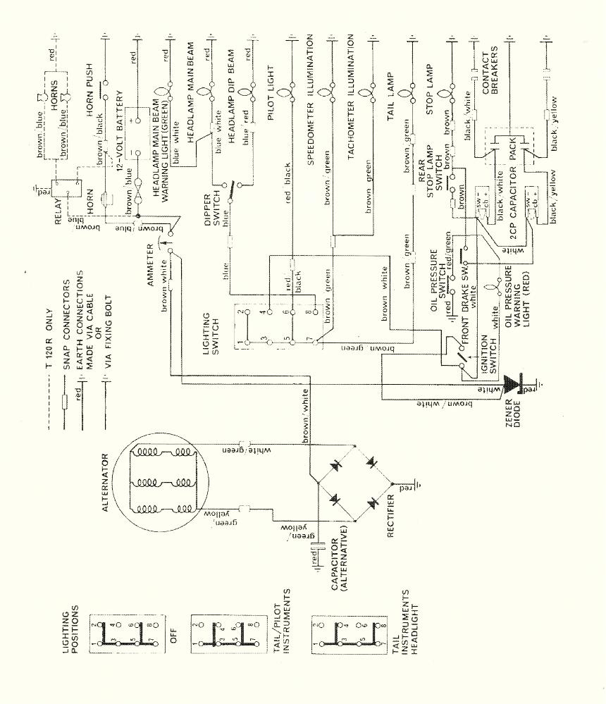 fantastic tr6 wiring diagram illustration best images for wiring rh oursweetbakeshop info Triumph Spitfire Wiring-Diagram Wiring Harness Wiring-Diagram