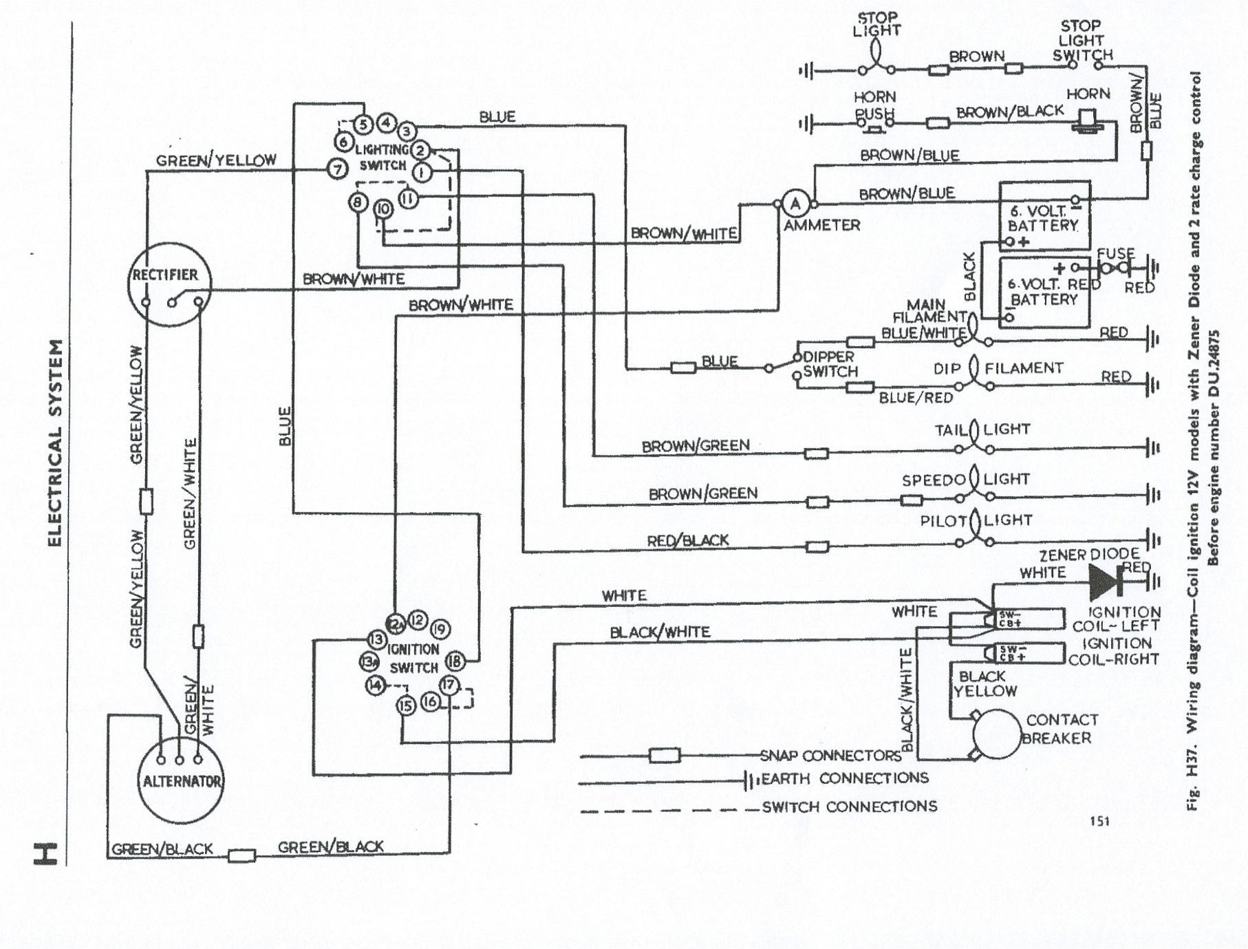 Diagram 12 Volt Wiring Diagram Triumph Full Version Hd Quality Diagram Triumph Pvdiagramxboxer Facilesicuro It