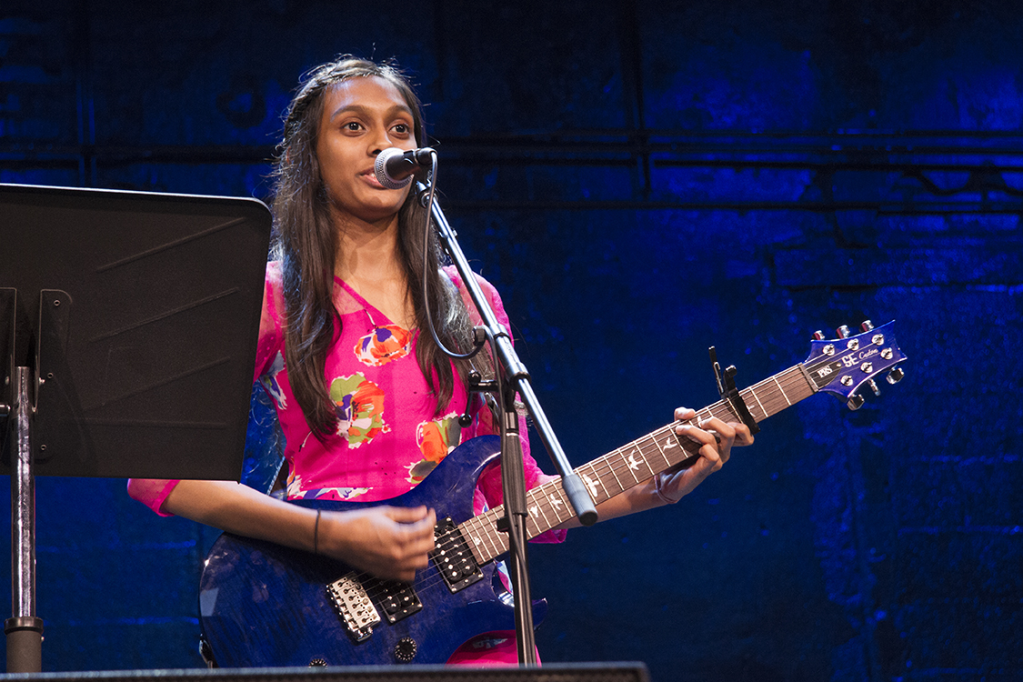 Triumph Music Academy student solo performance