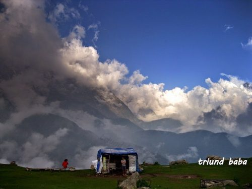 Best Views in Triund Hill