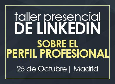 Taller LinkedIn | Perfil profesional