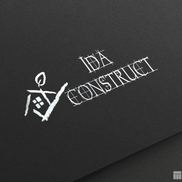 Web Design Bucuresti - Ida Construct Logo
