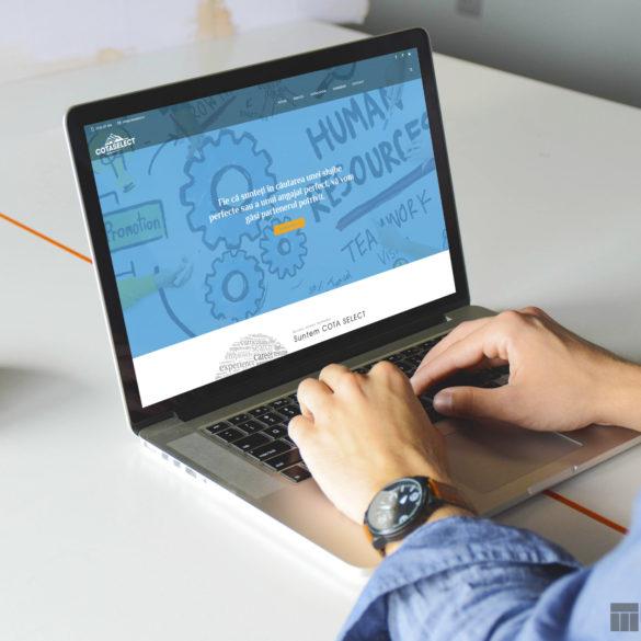 Web Design Bucuresti - Cota Select (cotaselect.ro)