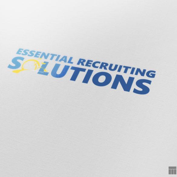 Web Design Bucuresti - Essential Recruting Solutions Logo