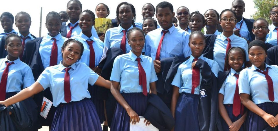 Nigerian school security