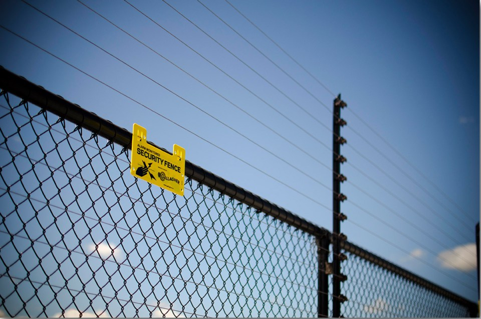 electric security fence in nigeria