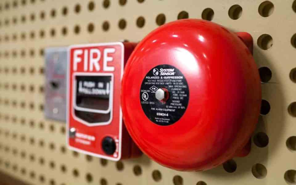 fire alarm system in nigeria