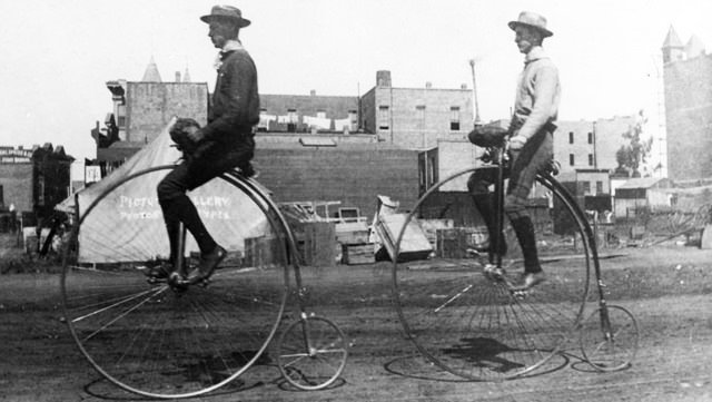 The 11 most common questions about old-fashioned bicycles ...