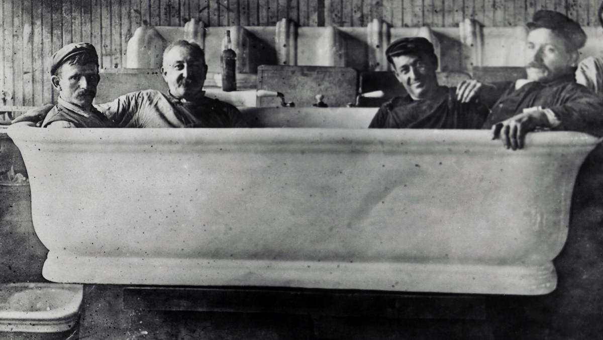 The Truth About William Howard Tafts Bathtub Trivia Happy