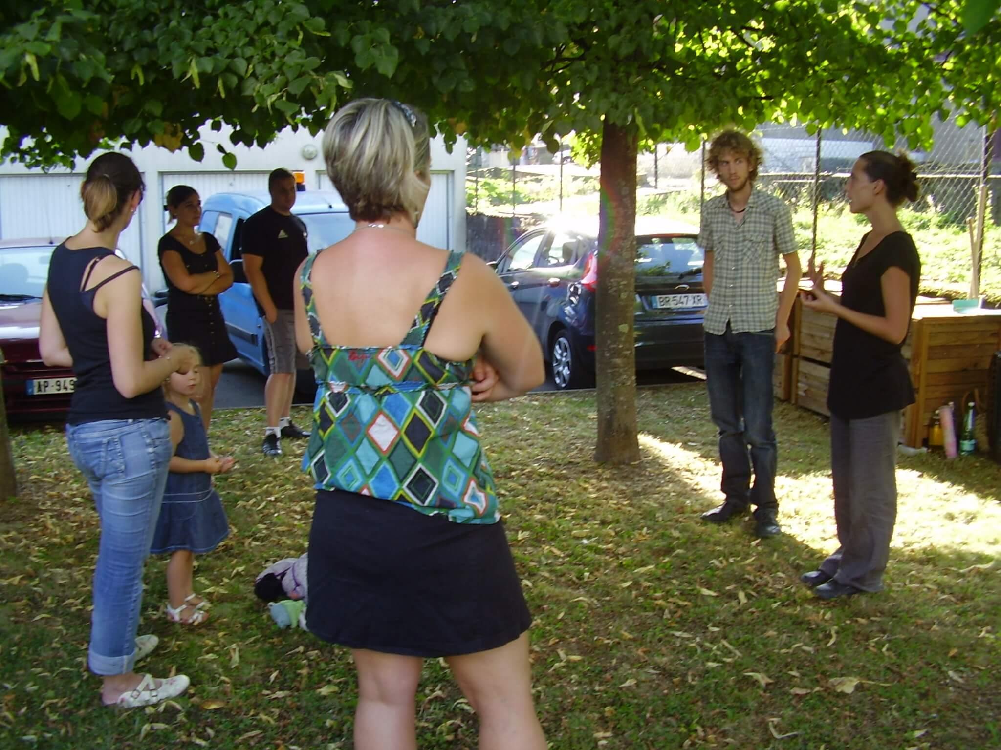 Inauguration rue Lanchy (Septembre 13, Besançon)