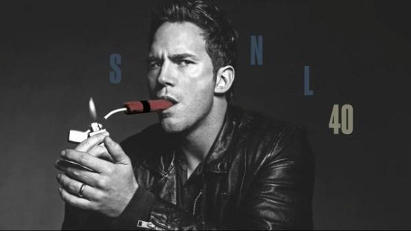 Chris Pratt/SNL