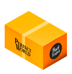 104800 Gold Perfect World Black Friday 2019