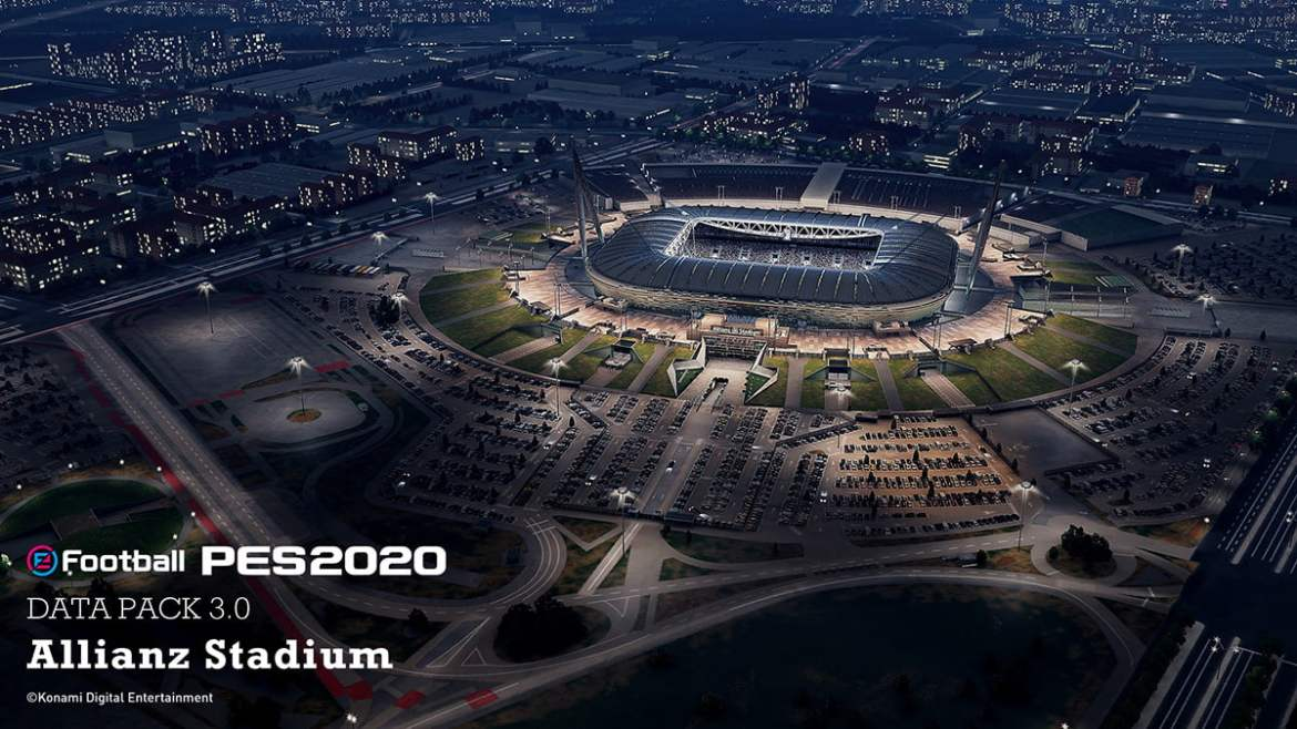Data Pack 3.0 traz Arena do Grêmio e Bruno Henrique ao PES 2020 1