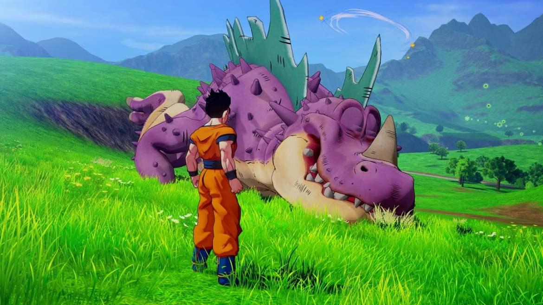 Dragon Ball Z: Kakarot ganha novas imagens de 18, Goten e Trunks 1