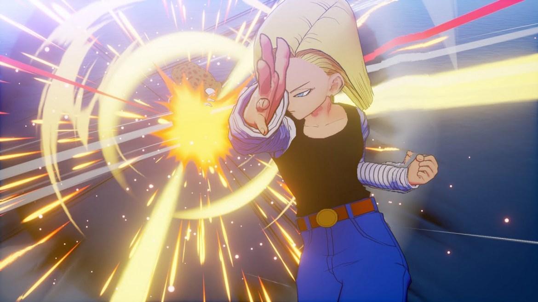 Dragon Ball Z: Kakarot ganha novas imagens de 18, Goten e Trunks 8