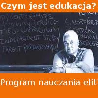 """""""Czym jest edukacja?"""" Program nauczania elit – John Taylor Gatto"""