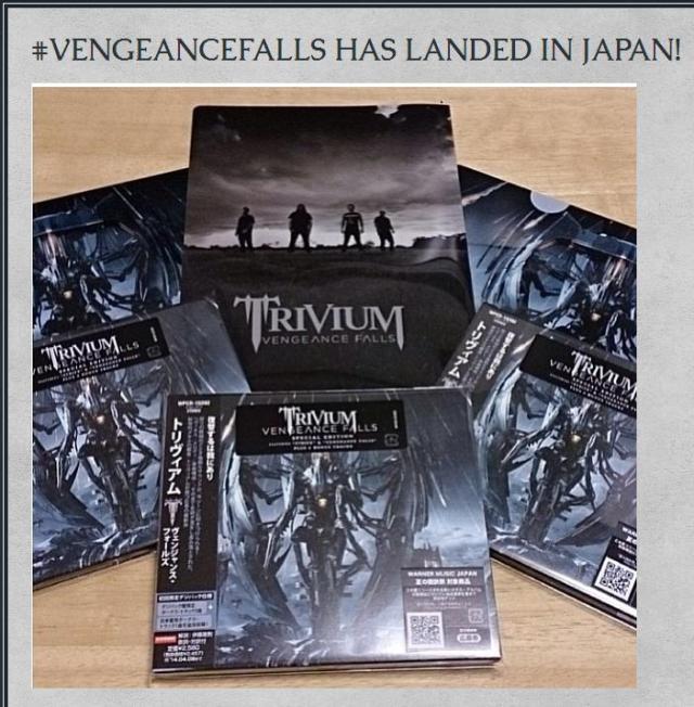 Vengeance Falls has landed in Japan!