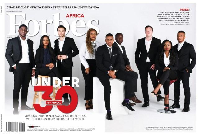 """N°19 dans la catégorie Business sur la liste du classement Forbes Africa 30 under 30, Gisèla Van Houcke est cette dame que l'on pourrait qualifier de """"fée de la beauté"""". Fondatrice de la marque Zuri Luxury Ltd"""