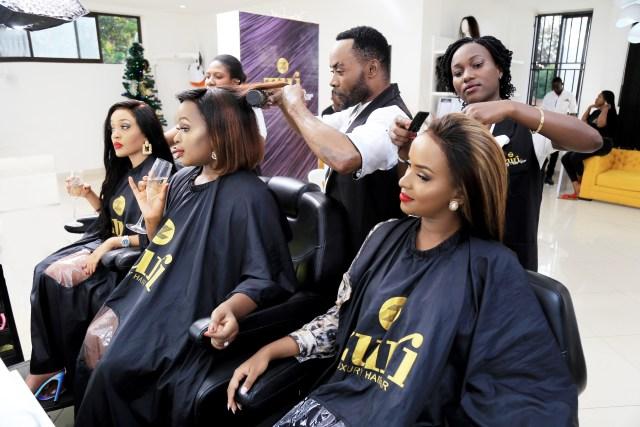 Zuri Luxury Hair Bar à Kinshasa et Kampala. ne manquez pas de vivre l'expérience !