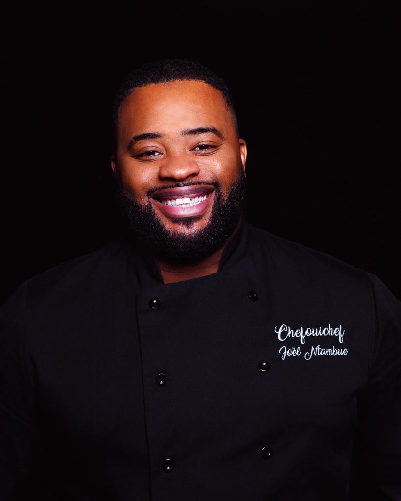 Chef Joel Ntambue