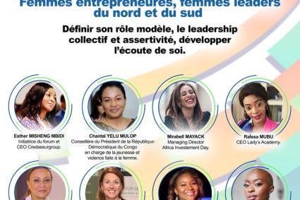 Femmes entrepreneures, femmes leaders du Nord et du Sud