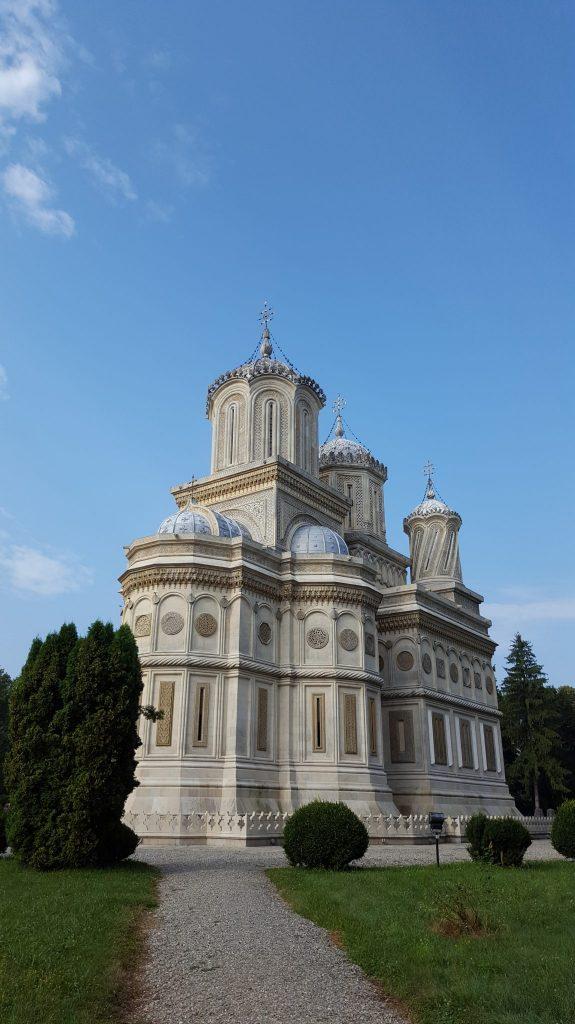 Vedere Manastirea Argesului