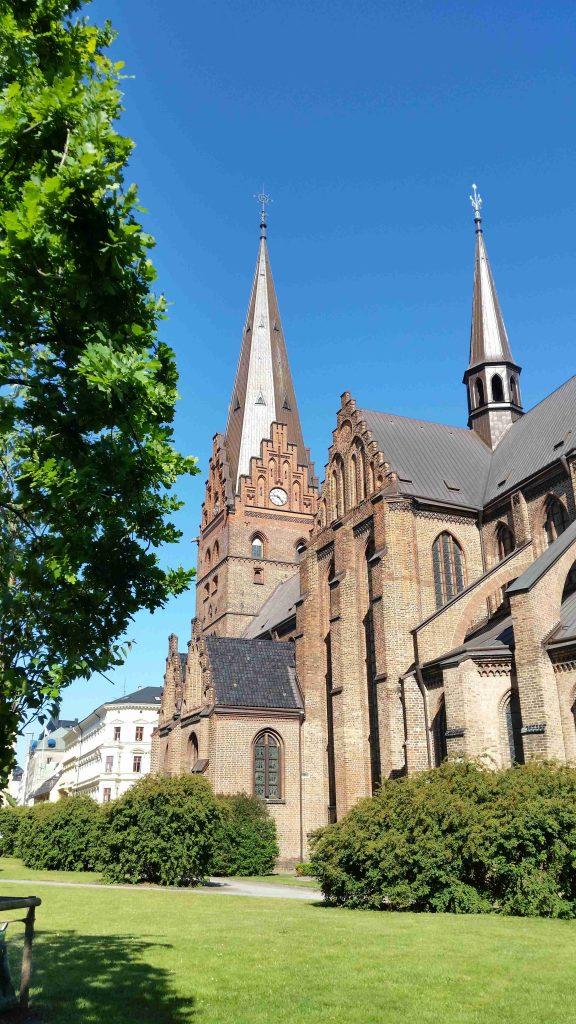 Malmo - Catedrala Sfantul Petru - Sankt Petri - 1