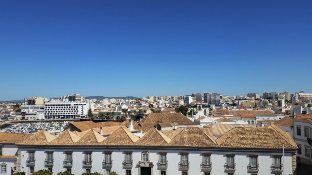 Faro new city view
