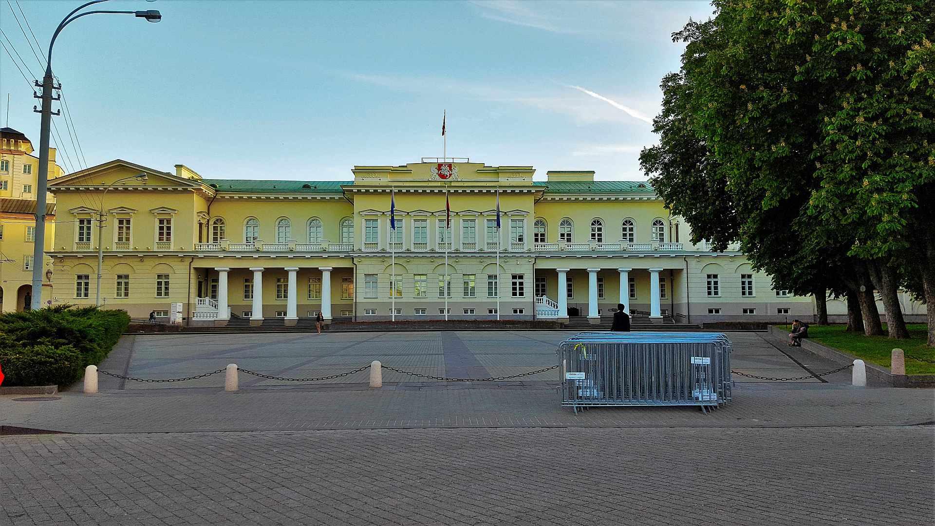 Presidential Palace Vilnius - trivo.ro