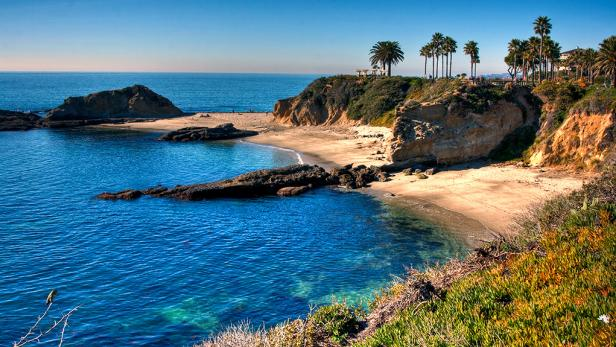 white sand beaches California Best Winter Escape Destination