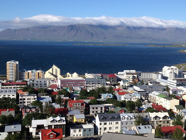 city in Iceland and Reykjavik