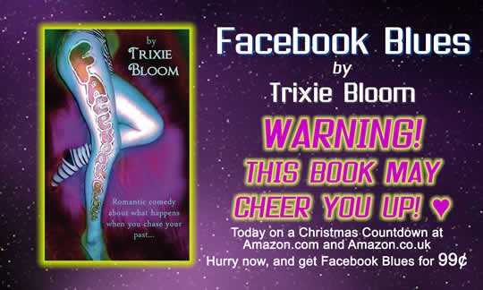 Facebook Blues on a Christmas Countdown at Amazon! – Trixie Bloom ...