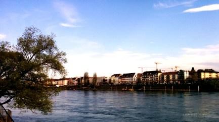 Basel-Rhine-Summer