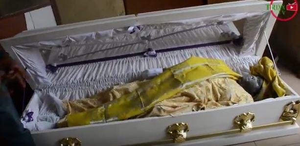 Family, friends in sad mood as Late Princess Ebunoluwa Ajala is laid to rest