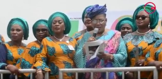 How Thousands of Lagos women endorse Governor Akinwummi Ambode for 2nd Term