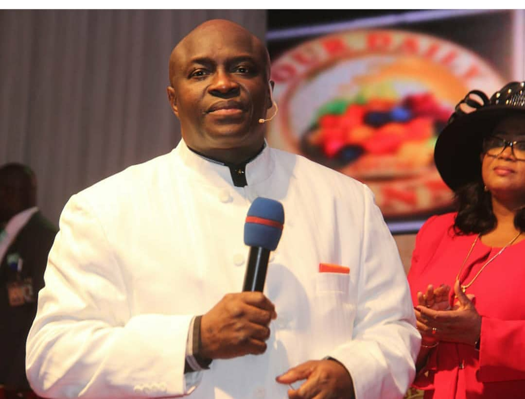 "Breaking! Our daily manna (ODM) publisher, Bishop Dr Chris Kwakpovwe to ""return"" to pharmacy one day in a year! – after 30 years!"