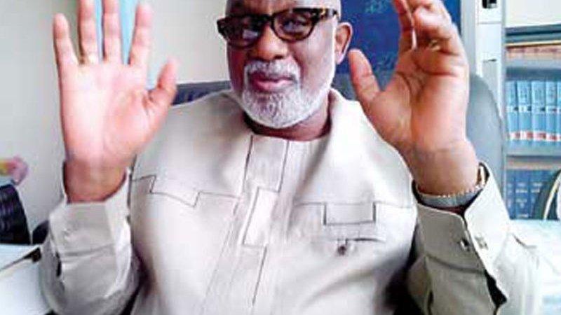 'APC didn't disqualify Akeredolu' – Aide