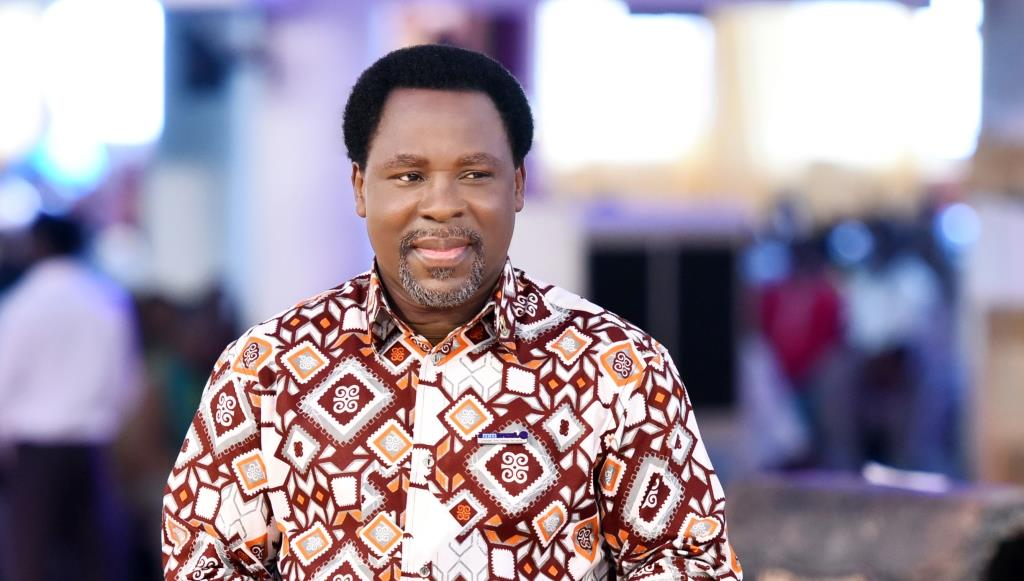 TB JOSHUA HEALS FOREIGN MEDICAL DOCTOR FROM COVID-19