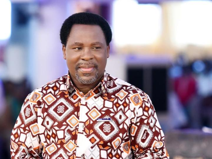 Why I won't open my church despite government order – Prophet TB Joshua reveals