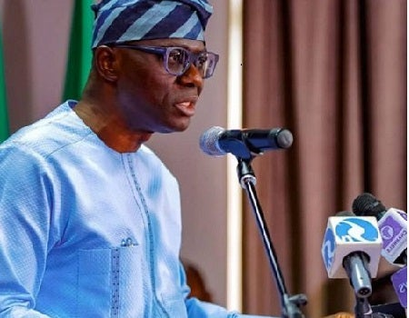COVID-19: Sanwo-Olu confirms compulsory wearing of face mask in Lagos