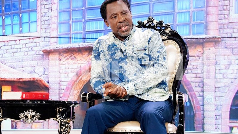 """""""FARMERS CAN SAVE LIVES"""" – PRESIDENT BUHARI ECHOES TB JOSHUA PROPHECY"""